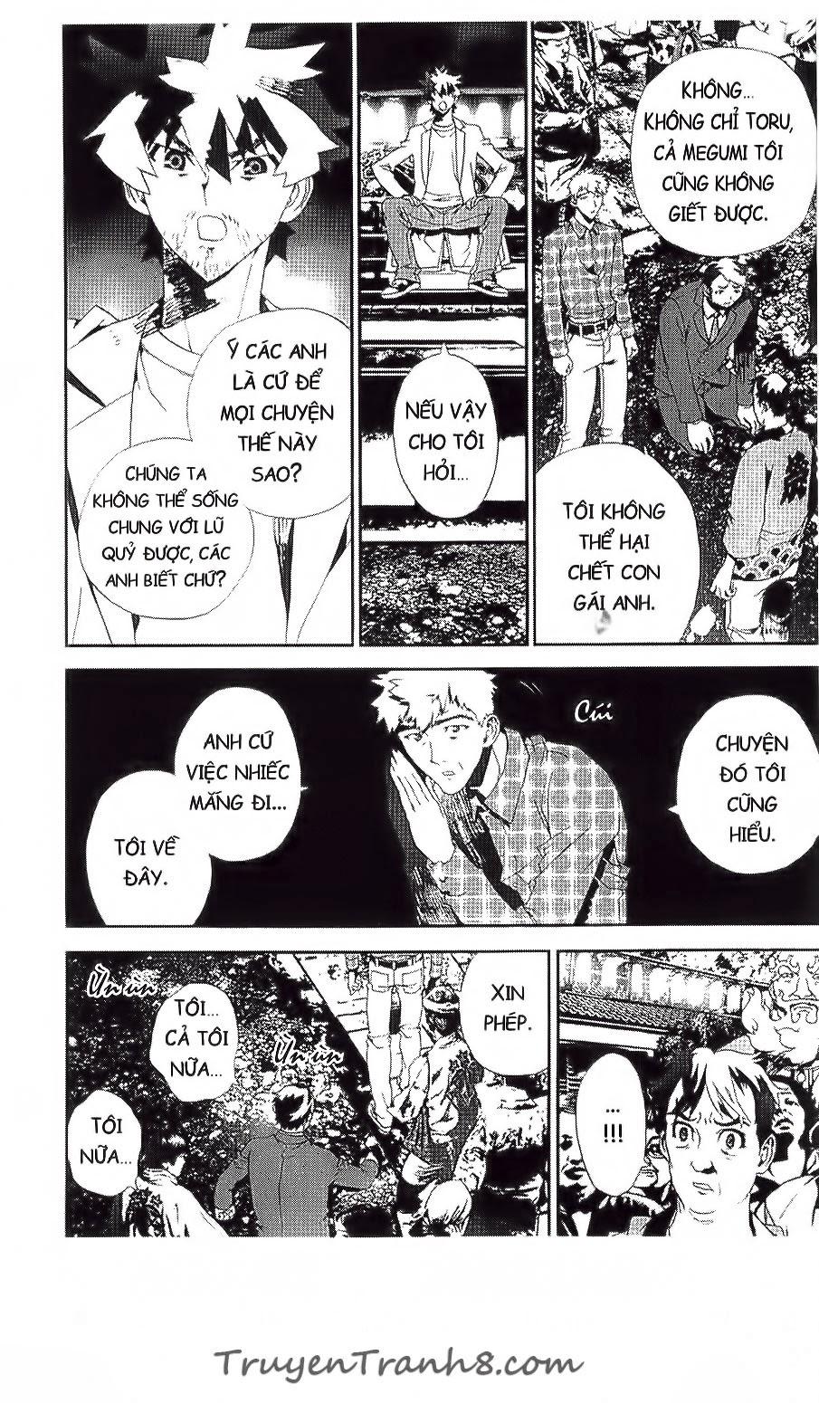 Shiki chapter 32 trang 33