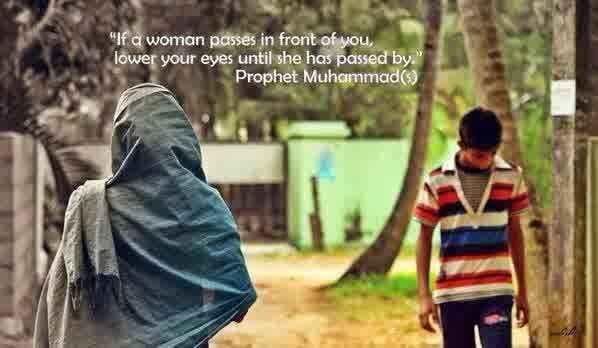 Pesan rasulullah terhadap wanita