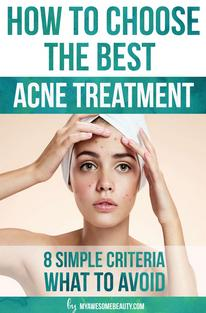 Often patients and doctors can feel frustrated because the treatment of acne that can not  8 Things to Avoid in Acne Treatment
