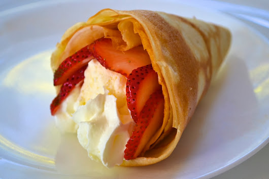 Japanese Street Crepes Recipe