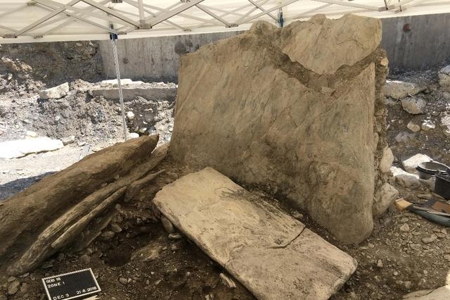 3,000-year-old dolmen discovered in Switzerland