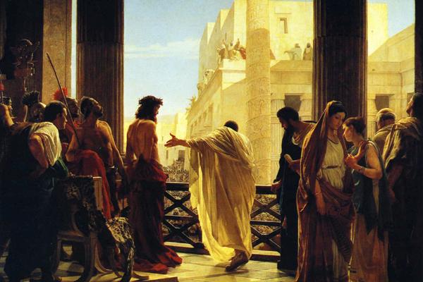 """Беседы на Евангелие от Марка: """"Что есть Истина?"""""""