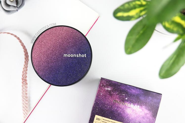 Moonshot Micro Correctfit Cushion