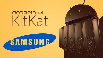 SAMSUNG - ANDROID 4.4