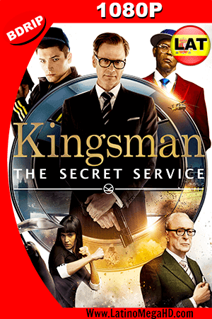Kingsman: El Servicio Secreto (2014) Latino HD BDRIP 1080P ()