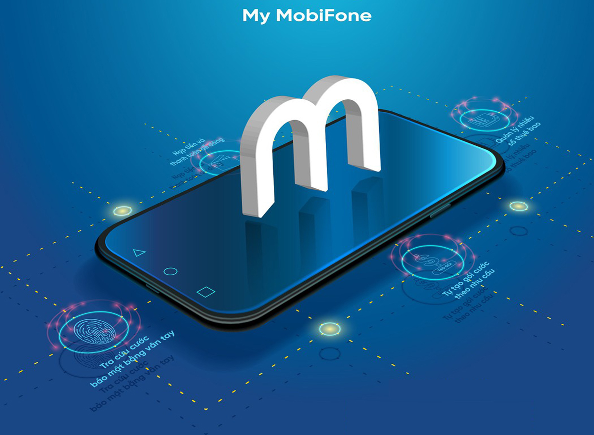 My Mobifone – Ứng dụng siêu tiện lợi và không thể thiếu của Mobifone