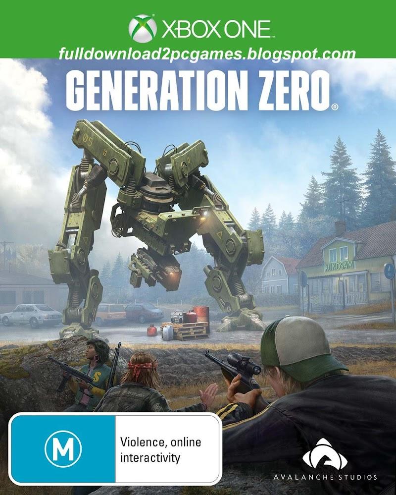 Generation Zero Free Download PC Game- CODEX