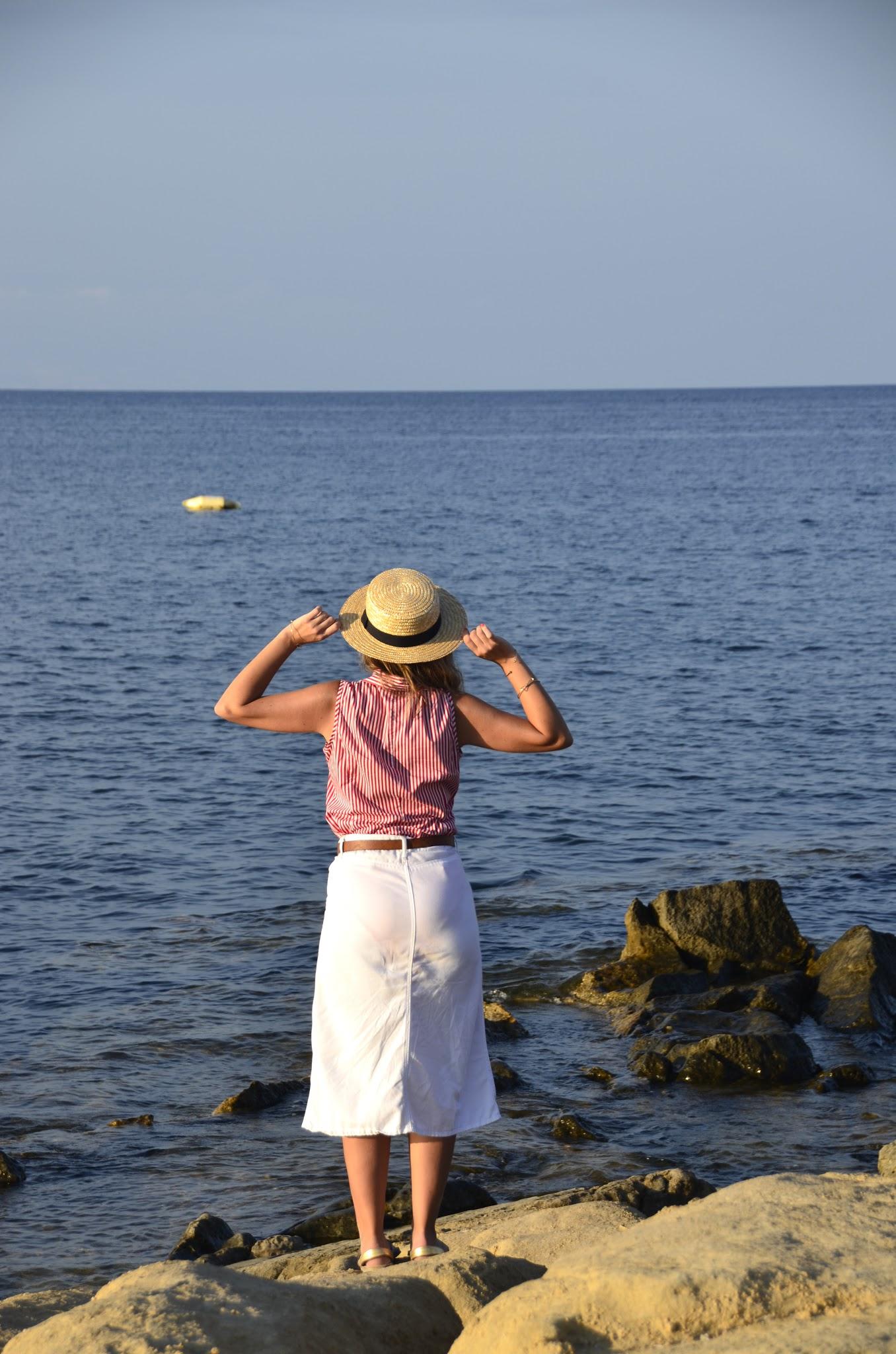 excursión a la isla de tabarca