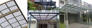 Jasa bangunan, pembuatan pagar dan canopy Lampung