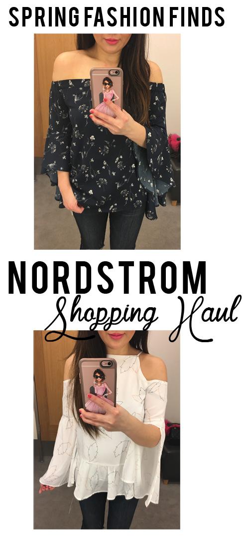Spring Fashion Finds - Nordstrom Haul (www.iamstyle-ish.com)