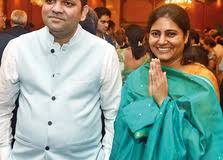 Anupriya Patel Family Husband Son Daughter Father Mother Age Height Biography Profile Wedding Photos