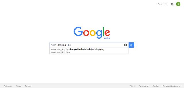 Cara Mencari Gambar Legal Secara Gratis Untuk Blog by Anas Blogging Tips