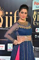 Raai Laxmi in Beautiful Backless Designer Anarkali Gown at IIFA Utsavam Awards 2017  Day 2  Exclusive 03.JPG