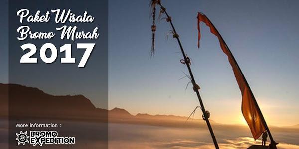 Paket Wisata Bromo Murah 2017