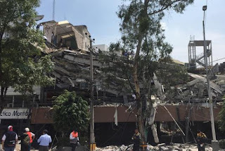 Powerful 7.1 magnitude earthquake hits Mexico