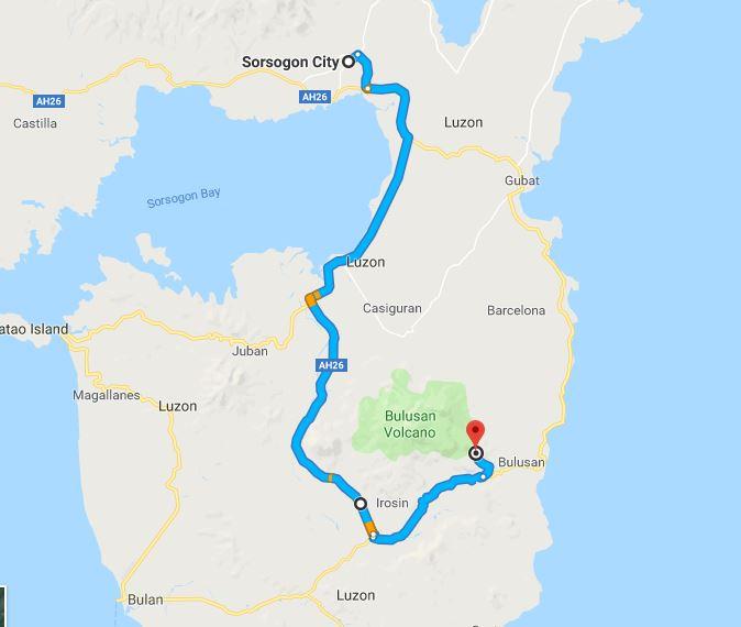 Travel, Bulusan, Phillipines
