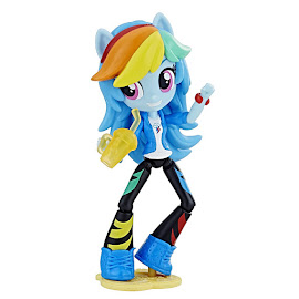 MLP Equestria Girls Minis Theme Park Collection Singles Rainbow Dash Figure