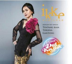 Ikke Nurjanah - Cambuk Derita (Karaoke)