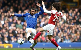 At 36 , the centre-back, a late replacement for the ill Michael Keane became the oldest player to score in the Premier League this season