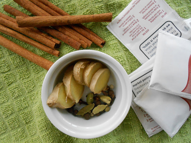 Chai Tea Concentrate Recipe Review Flora Foodie