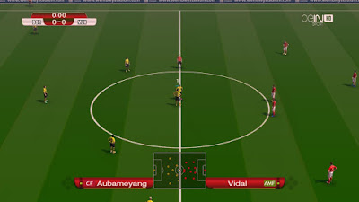 PES 2009 EGY Challange Patch 2017 Season 2016/2017