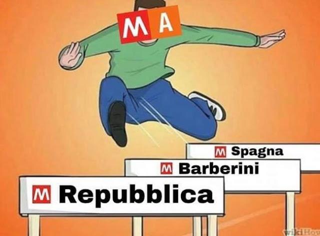 Metro Repubblica: Commercianti e comitati contro M5s