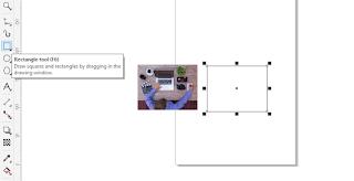 Cara Memasukkan Gambar Kedalam Objek Menggunakan CorelDraw