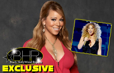 Singer Mariah Carey Announces She Will Be Releasing Her New Reality Show
