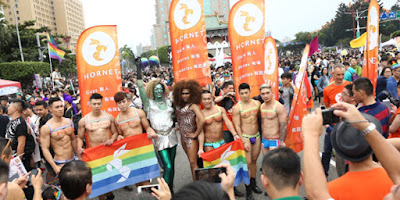 Taiwan waits for same-sex marriage to be legalised