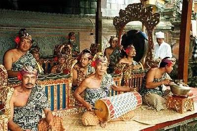 musik tradisional Bali