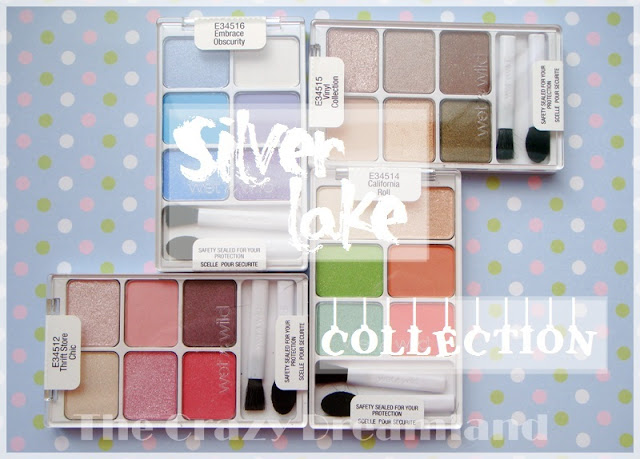 wet-n-wild silver lake collection