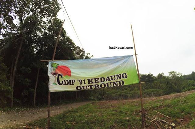 camp 91 kedaung outbound