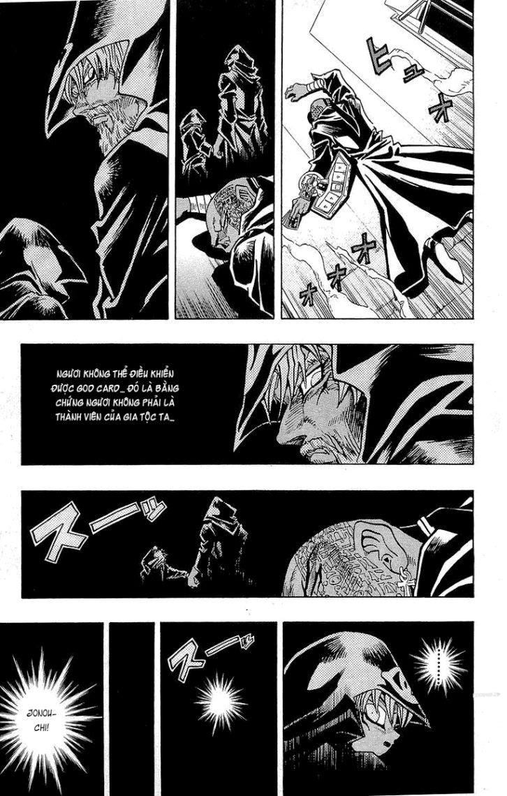 YUGI-OH! chap 217 - bóng tối thức tỉnh trang 4