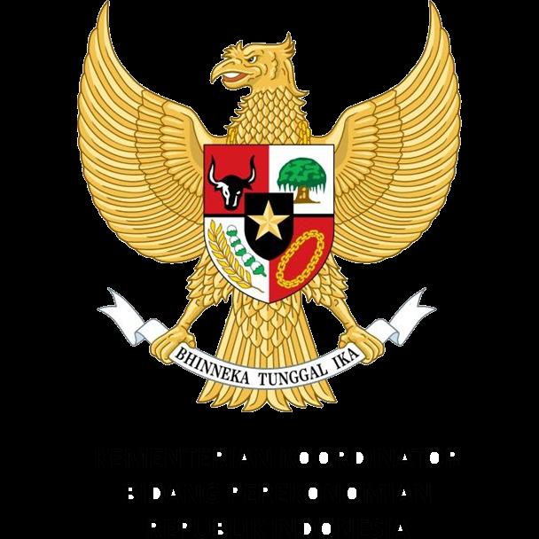 Logo Kementerian Koordinator Bidang Perekonomian Republik Indonesia