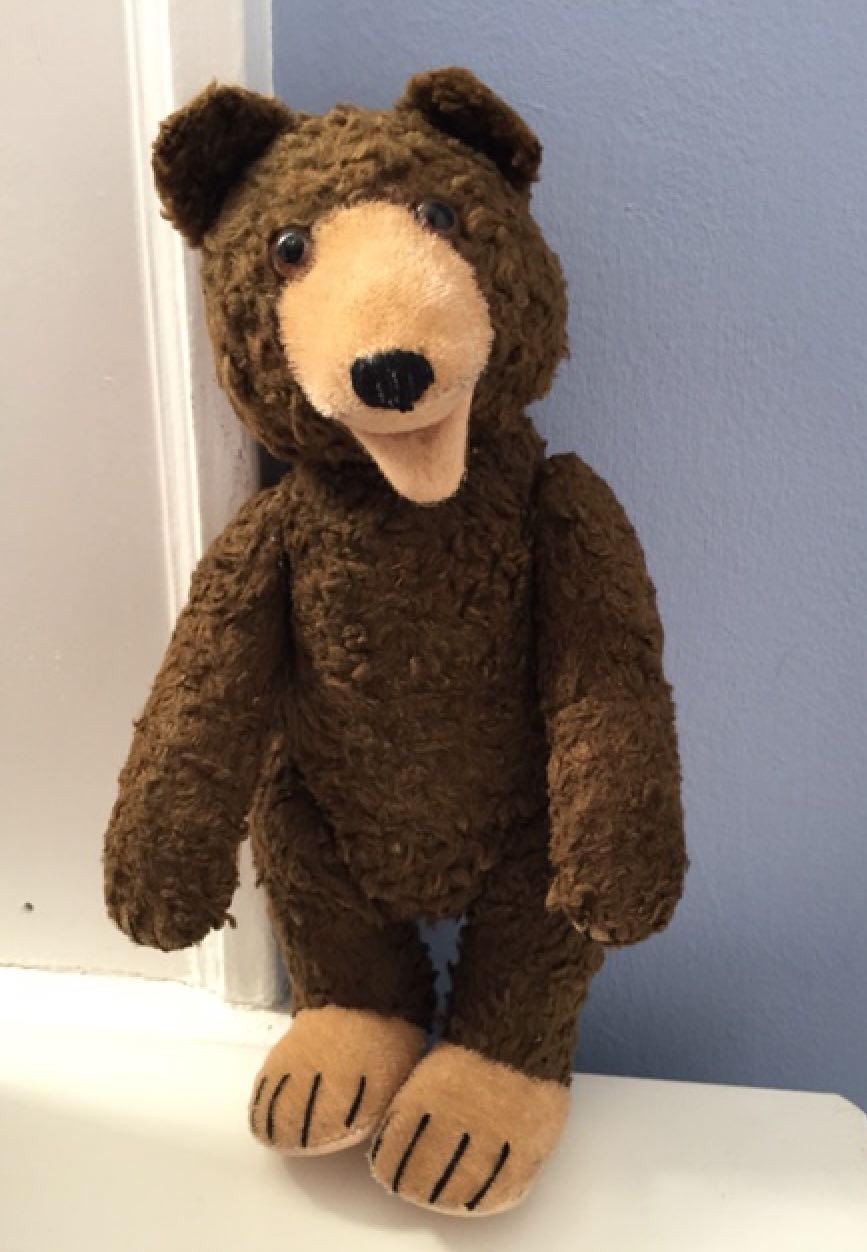 steiff teddy king