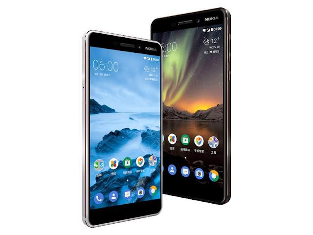 Nokia 6 Edisi 2018