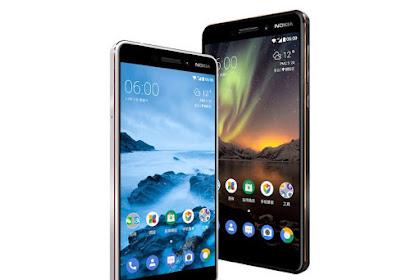 Nokia 6 (2018) Hadir Dengan Snapdragon 630, Ini Spesifikasi dan Harganya