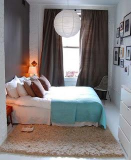 kamar tidur kecil tapi bagus
