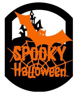 "Titelgrafik ""Spooky Halloween"""