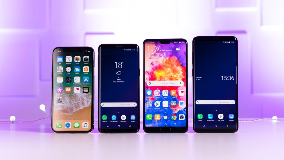 Samsung and Apple in need? Huawei smartphones succeed in further mega success
