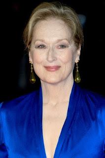 ميريل ستريب (Meryl Streep)، ممثلة أمريكية