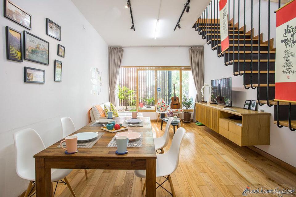 10 Căn hộ, khách sạn, nhà nghỉ, homestay Bình Thạnh Sài Gòn rẻ đẹp