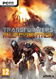Transformers Fall of Cybertron - PC (Download Completo)