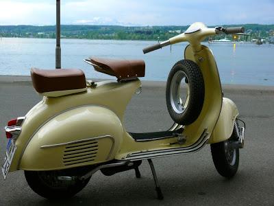 Pilih Vespa Tua Jadul Atau Vespa Modern All About Vespa And Scooter