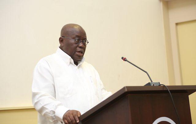 I Won't Move Ghana's Capital To Kyebi – Akufo-Addo