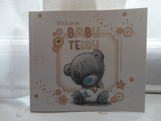 Me To You Tatty Teddy New Baby Book