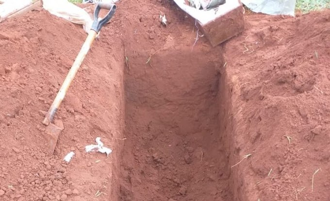 "SINISTRO - Policial militar é suspeito de roubar corpo de ex -namorada de cova: ""Vou te levar para casa"""