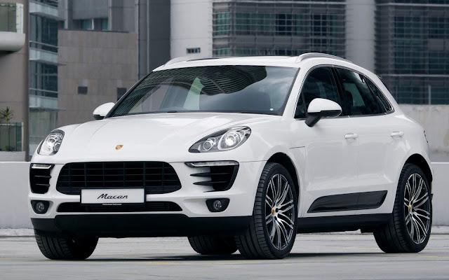 SUV Macan é o Porsche mais vendido do Brasil em 2017