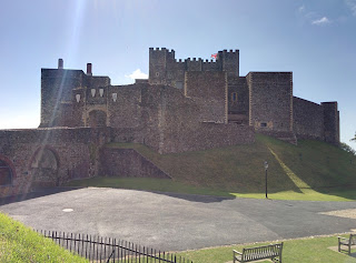 The Castle at Dover