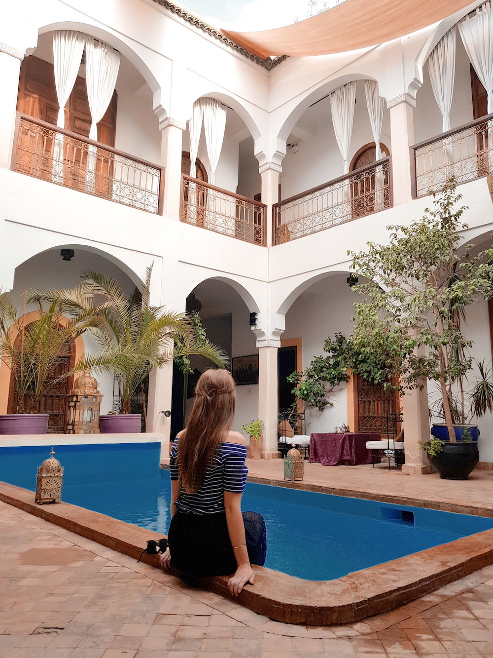 Marokko-Travel-Diary - Riad Mandalay